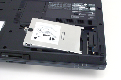 Hard Drive Caddy For Hp Compaq Business Tablet Tc4400 Cqnc6400 9 98 Newmodeus Hard Drive Caddys For Notebooks