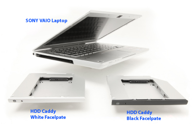 sony vaio hard drive replacement instructions