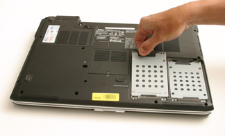 laptop mit 2 hdd slots