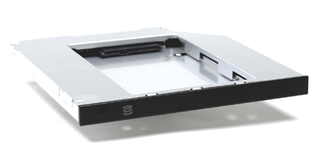New 2ND SSD HDD HARD DRIVE caddy for dell M6400 M6500 M4700 M6600 M4800 M6800