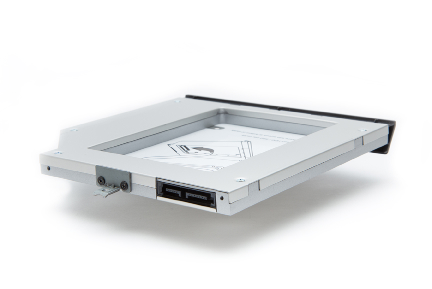 2nd HDD SSD Caddy for Lenovo ThinkPad P70, P71 - Click Image to Close